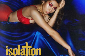 Colombian-American singer Kali Uchis shares her debut album, 'Isolation'