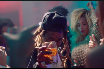 Lil Wayne stars in new Bumbu commercial