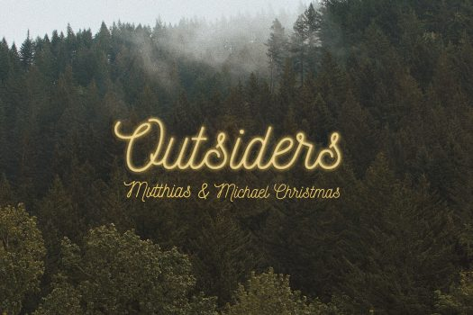Premiere: MVTTHIAS teams up with Michael Christmas for 'Outsiders'