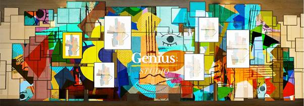 National Geographic unveils the GENIUS: STUDIO to celebrate