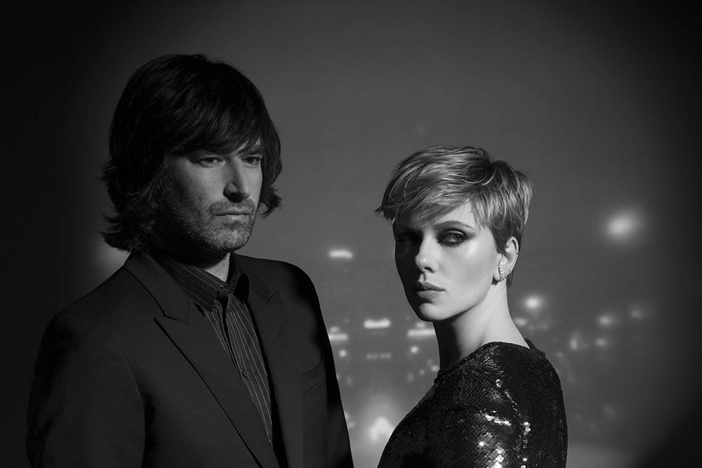 Pete Yorn & Scarlett Johnasson
