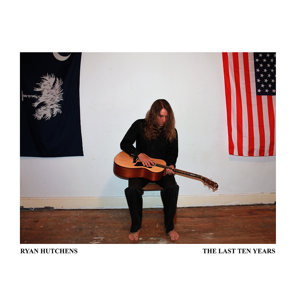 Ryan Hutchens' cover art for 'The Last Ten Years'