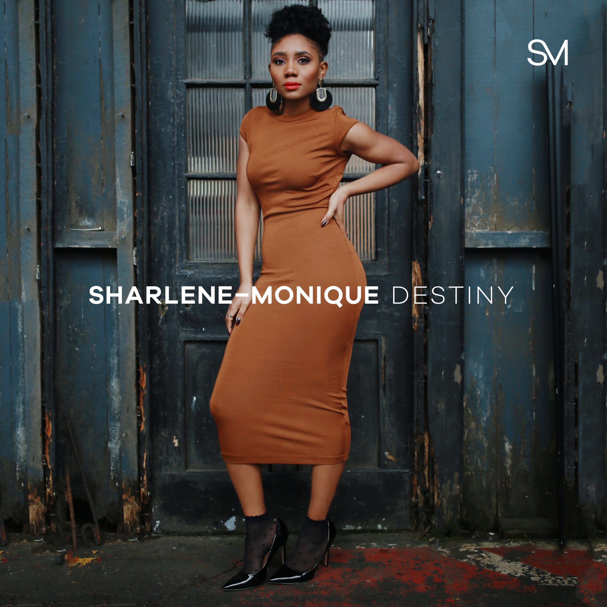Sharlene-Monique's cover art for 'Destiny'