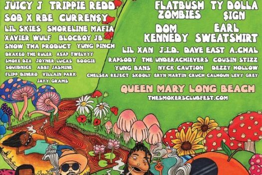 Wiz Khalifa, ScHoolboy Q and Kid Cudi to headline The Smokers Club Festival at The Queen Mary