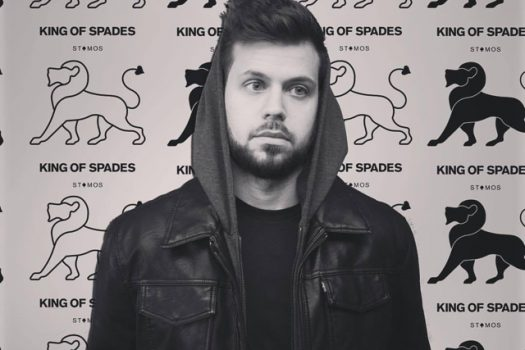 Stamos releases visuals for a new track called 'Mission Impossible' from debut album 'King of Spades'
