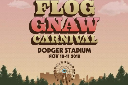 November News: Tyler, the Creator announces 7th Annual Camp Flog Gnaw Carnival