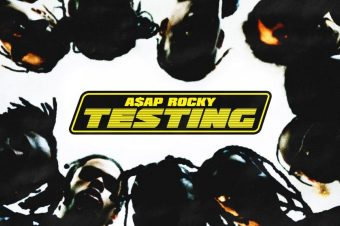 Hear 'Testing', the latest album by A$AP Rocky