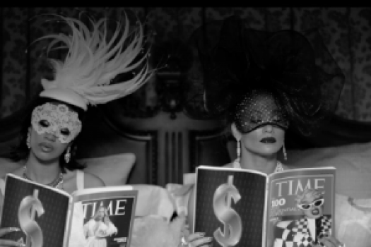 Watch the official video for Jennifer Lopez's 'Dinero' featuring Cardi B and DJ Khaled