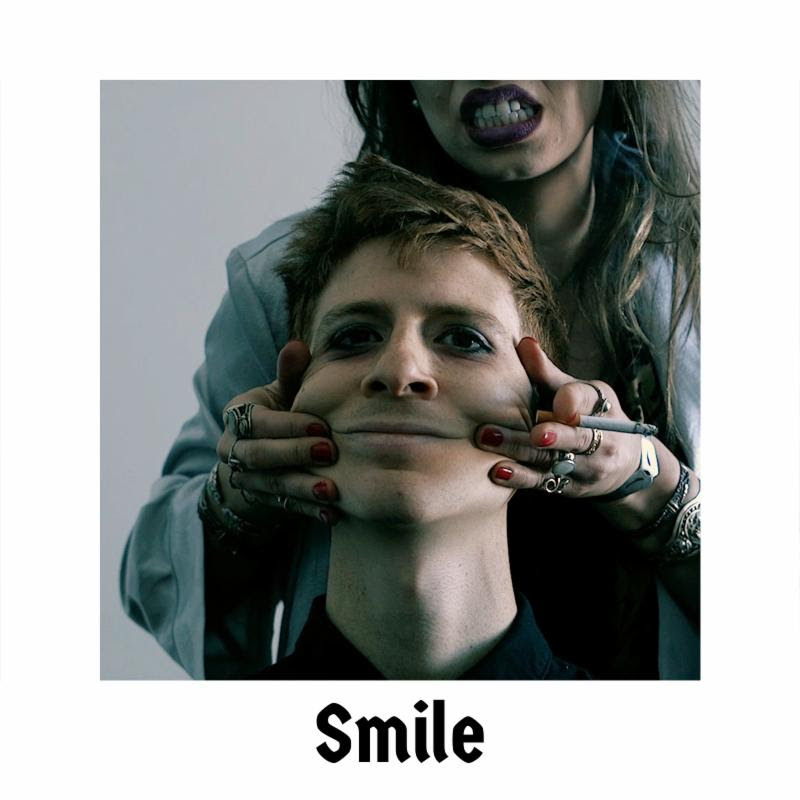 Jimmy's cover art for 'Smile'