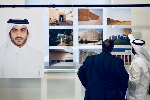 Qatari artists bridge cultures, inspire dialogue at art exhibition in the Nation's Capital