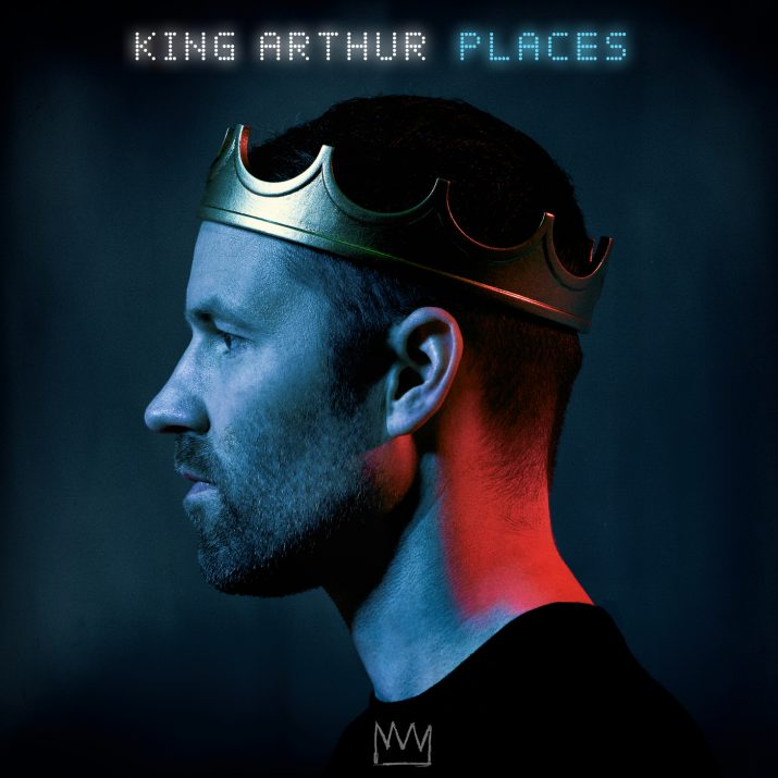 King Arthur's cover art for 'Places'