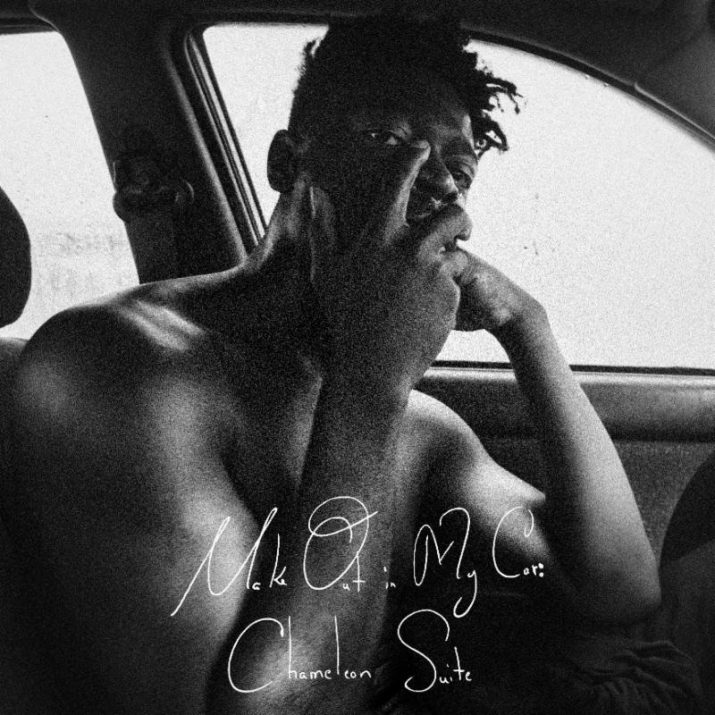 Moses Sumney's cover art for Make Out in My Car: Chamelon Suite