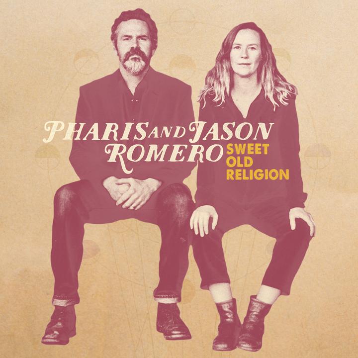 Pharis andJason Romero's cover art for Sweet Old Religion