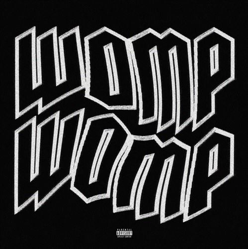 Valee's cover art for Womp Womp featuring Jeremih