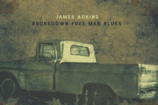 James Adkins explores love and loss on 'Brokedown Free Man Blues' (Review)