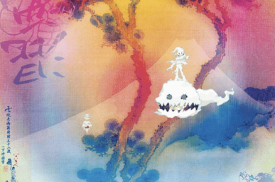 Stream 'Kids See Ghosts', the new album by Kanye West and Kid Cudi