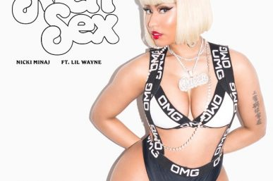 Hear 'Rich Sex', the latest Nicki Minaj record featuring Lil Wayne