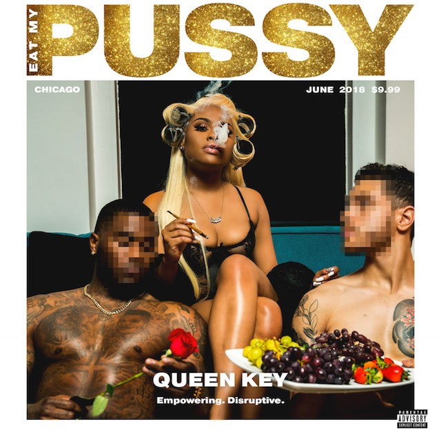 Queen Key's Eat My Pussy cover art
