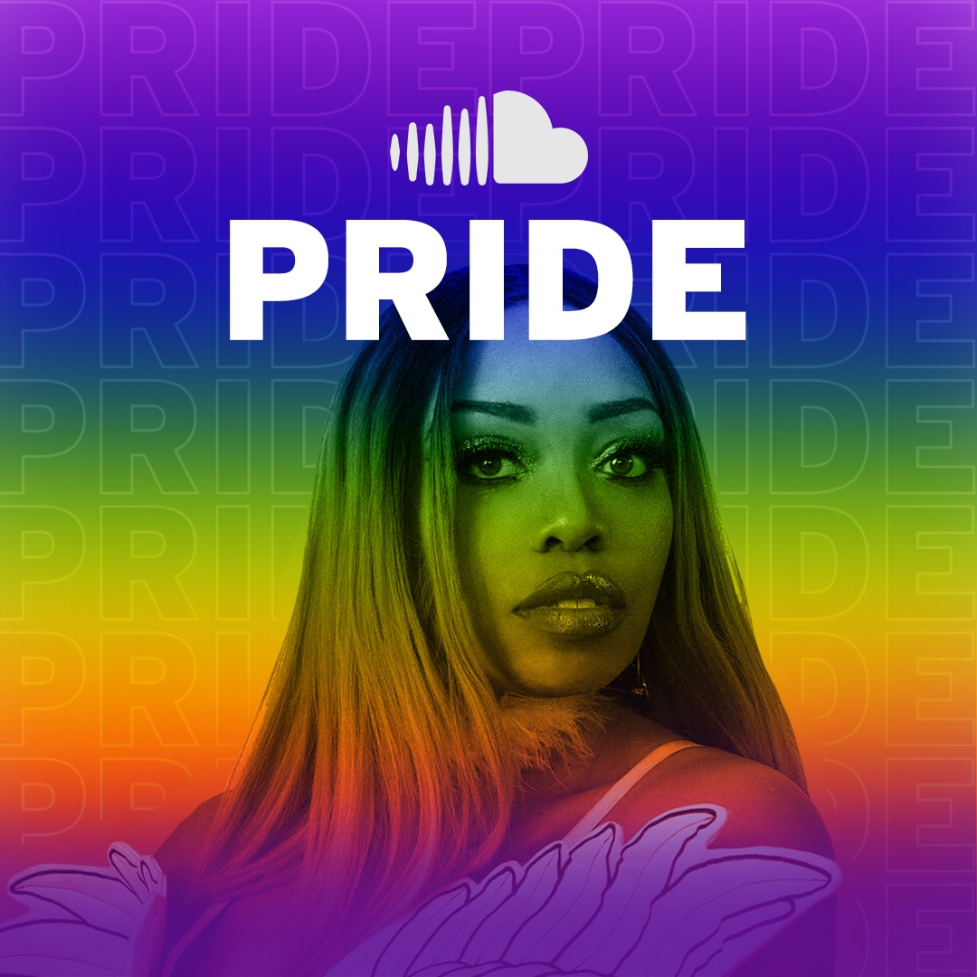 SoundCloud Pride Playlist 2018 (Suzi Analogue)