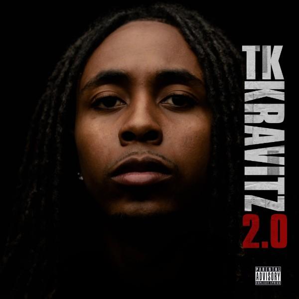 TK Kravitz's cover art for '2.0'
