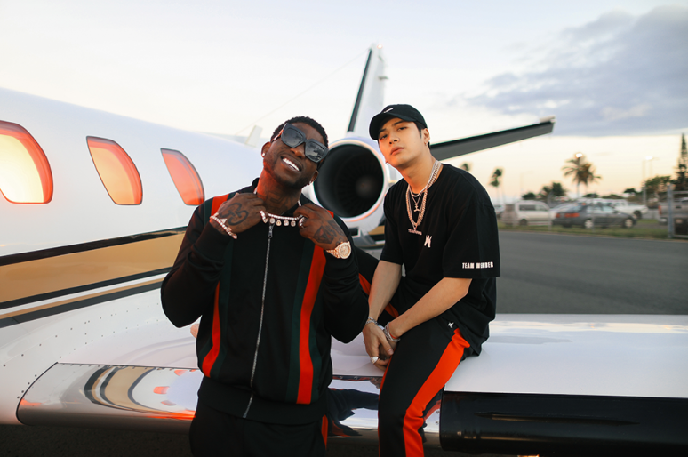 Jackson Wang releases official video for 'Different Game' featuring Gucci Mane