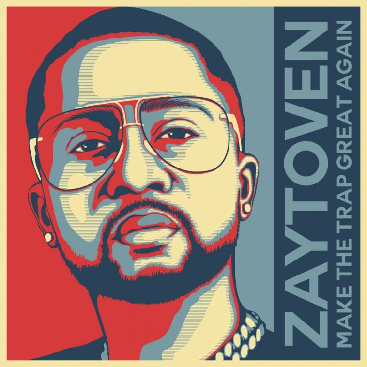 Zaytoven cover art for Make America Trap Again