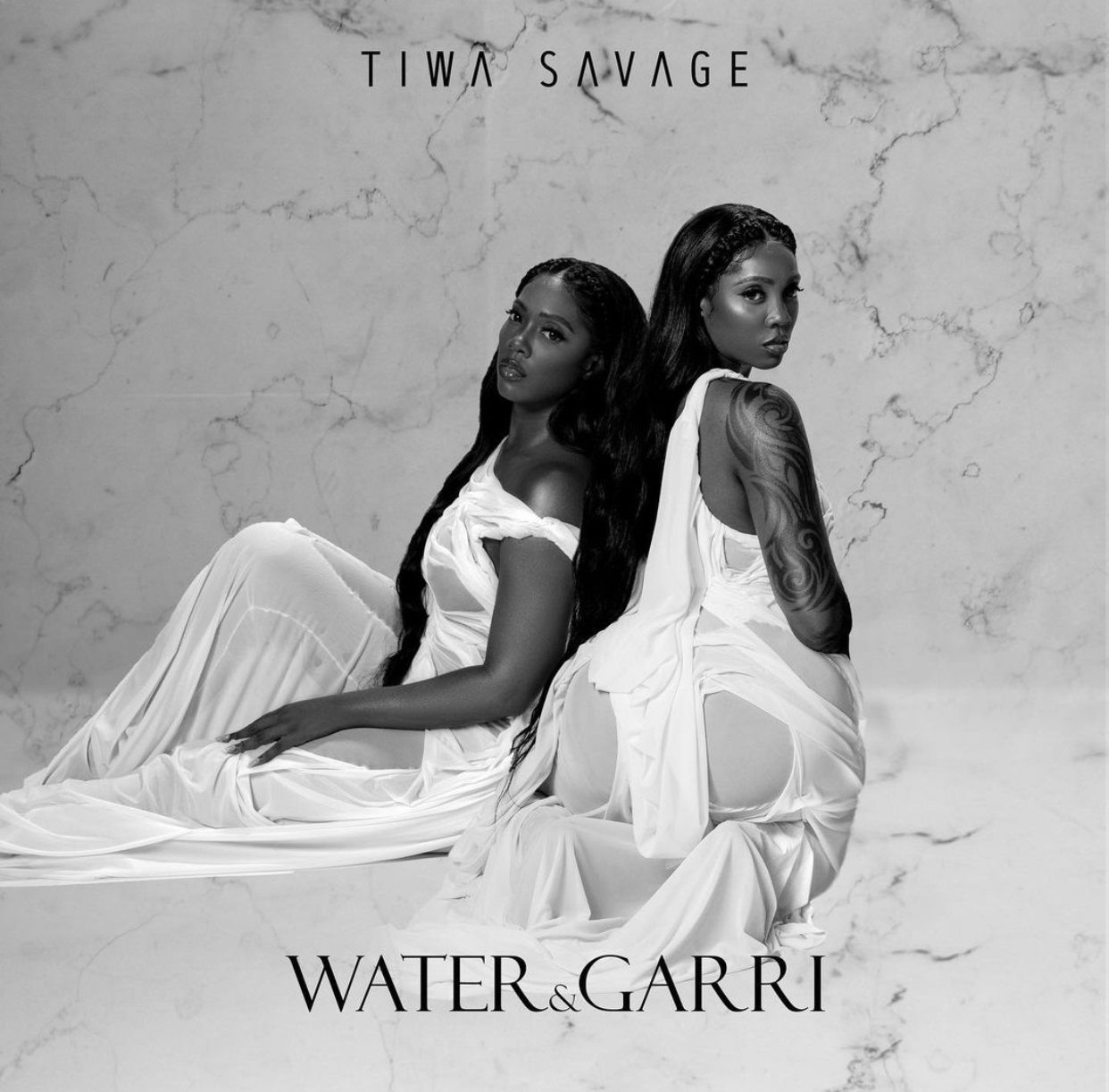 Tiwa Savage features Brandy in new 'Water and Garri' EP